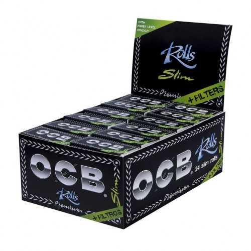 OCB Black Rolls (carton)