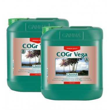 Canna Cogr Vega A+B 5l