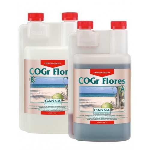 Canna Cogr Flores A+B 1l
