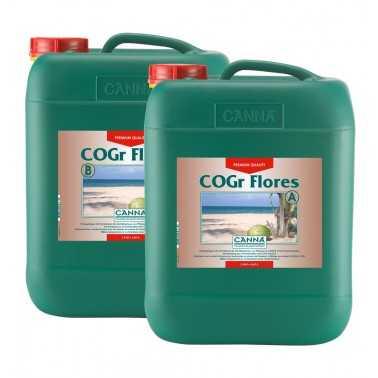 Canna Cogr Flores A+B 10l