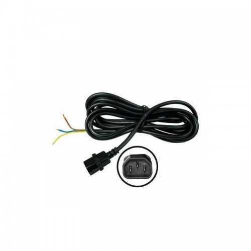 Câble avec prise Electrique IEC Male
