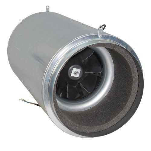 Extracteur Iso-Max 3 vitesses 425 m3/h - 160 mm
