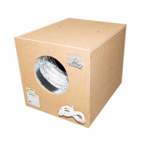Extracteur SoftBox 250 m3/h  - 125 mm