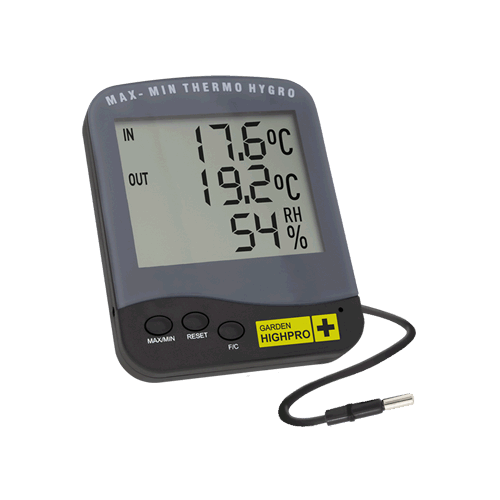 Hygrothermo digital GHP