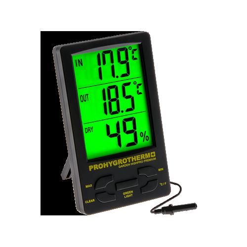 Hygrothermo digital GHP Pro