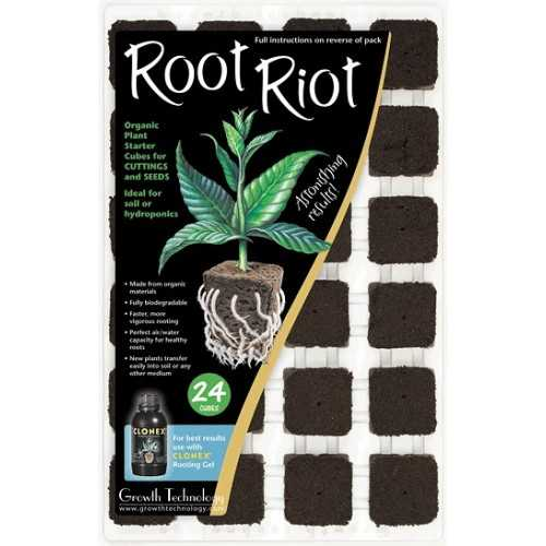 Root Riot cube 24X