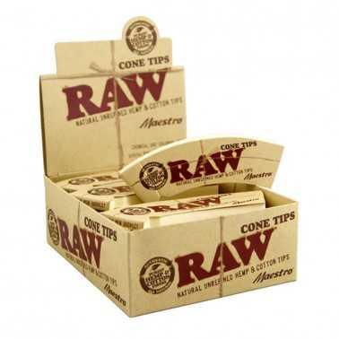 Raw Filtre conique Maestro (carton)