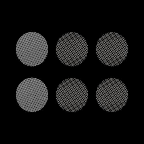 Set de grille normal ou étroite Mighty et Crafty