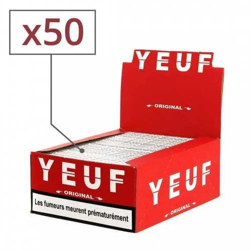Yeuf Original King Size Slim (Carton)