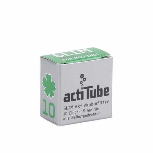 Filtres Actitube slim 68mm 10 pièces
