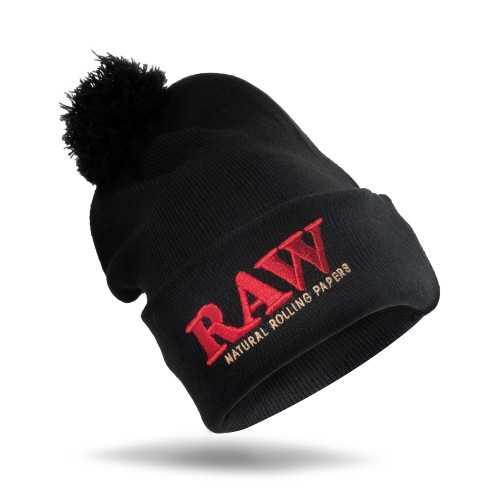 Bonnet Raw Black