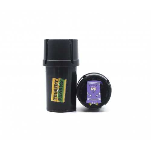 Medtainer Boite + Grinder édition limitée Tegridy Pharms