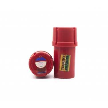 Medtainer Boite + Grinder édition limitée Tegridy Pharms Marsh