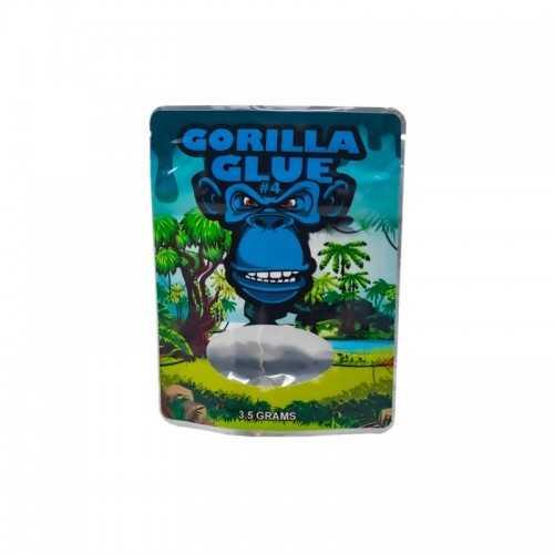 Gorilla Glue Mylar Bags 3,5g