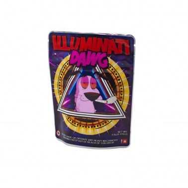Illuminati Dawg Mylar Bags 3,5g
