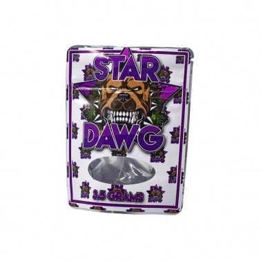 Star Dawg Mylar Bags 3,5g