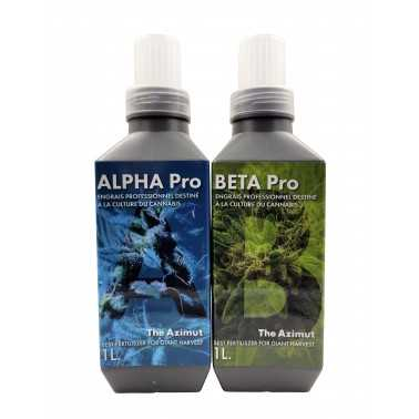 The Azimut ALPHA + BETA Pro