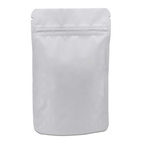 Mylar Bag Stand White 110 x 185 mm