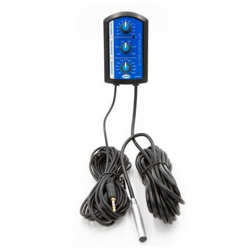 Can Fan EC LCD contrôleur Speed & Temp