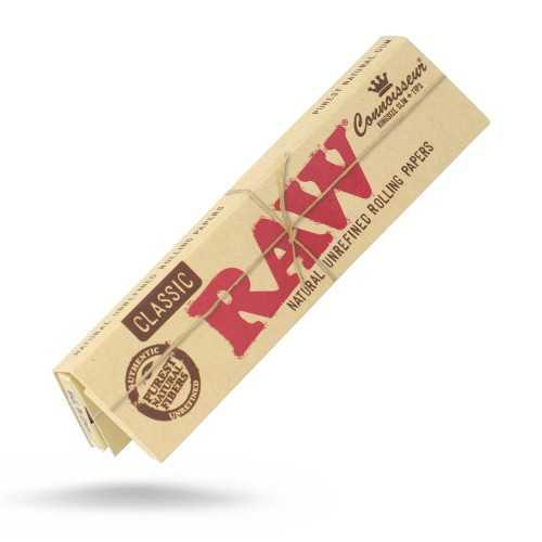 Raw Slim Connoisseur + Tips