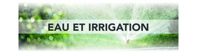Eau & Irrigation