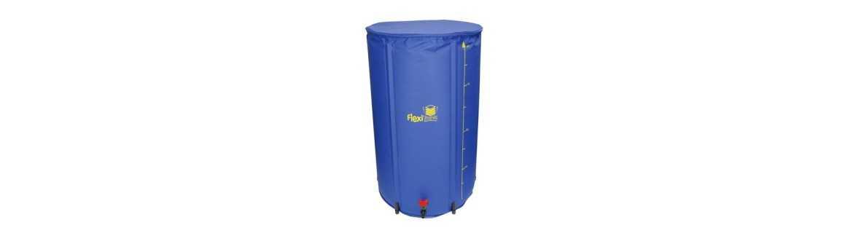 Growshop: Réservoirs d'eau